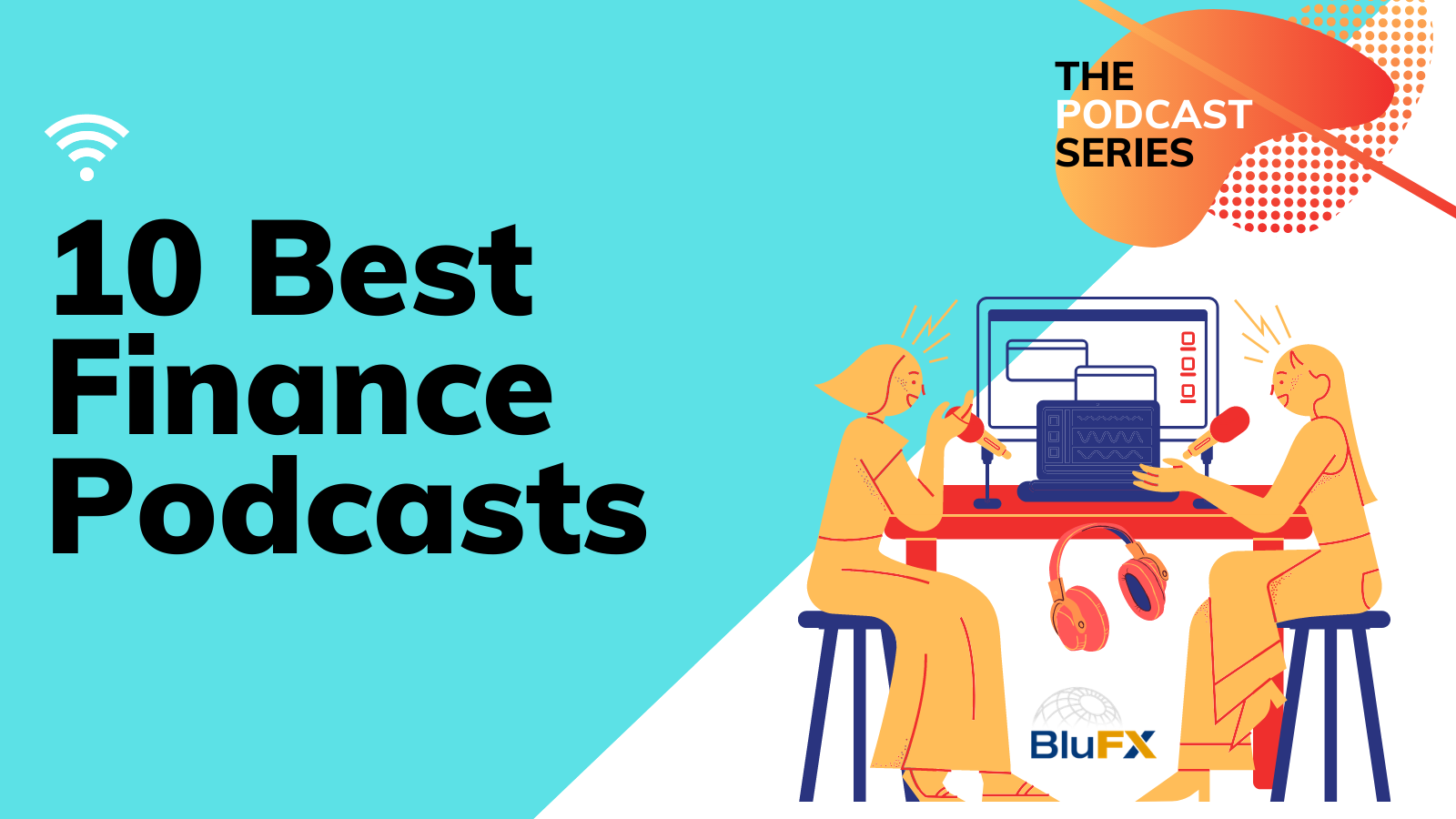 10 Best Finance Podcasts