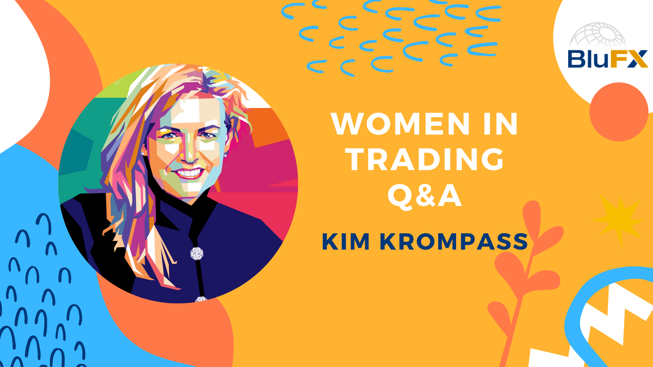 Women in Trading Kim Krompass