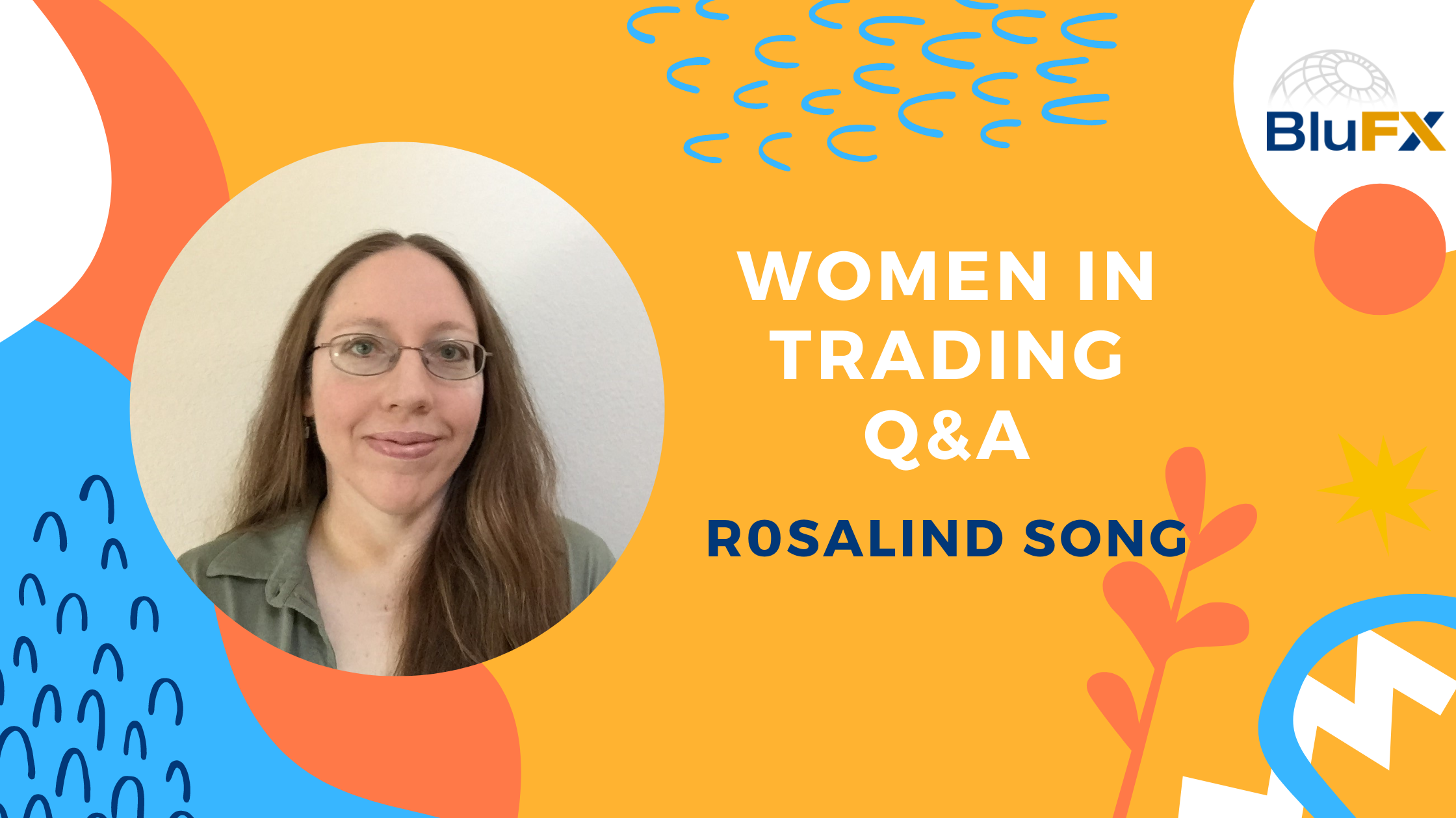 Women in Trading Rosalind Song