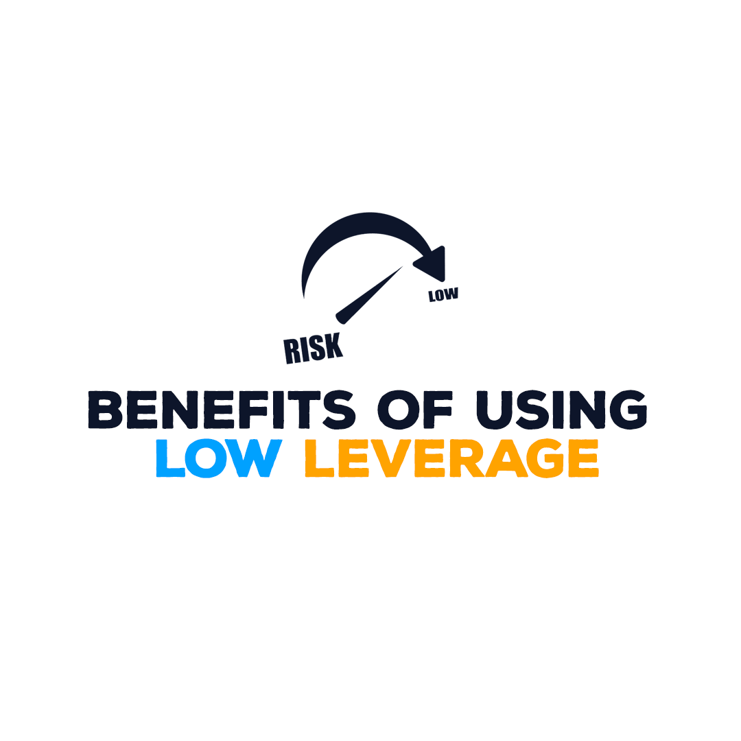 benefits low leverage